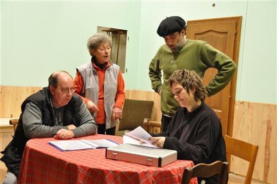Photo LAlsace Théâtre Alsacien de Balschwiller