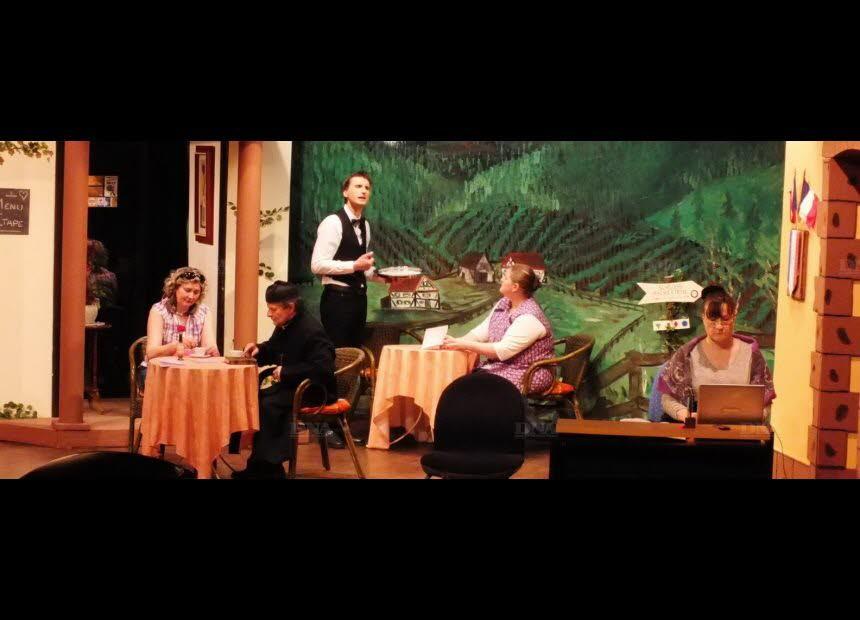 Théâtre Alsacien de Zinswiller